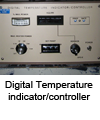 Digital temperatur indicator-controller