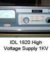 High voltage supply 1KV