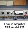 Lock-In amplifier Par model 128