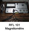 Magnetomètre modèle 101