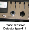 Phase sensitive detector 411
