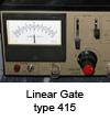 Porte linéaire type 415