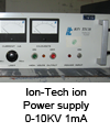Power Ion-Tech 0-10KV_1mA