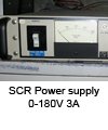 Power supply 0-180V_3A
