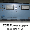 Power supply 0-300V_10A