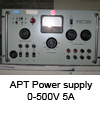 Power supply 0-500V_5Amax