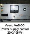 Power supply control 20KV_6KW Veeco VeB-6C