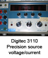 Precision voltage current source 3110