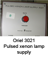 Pulsed xenon lamp supply 3021