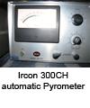 Pyrometer automatic Ircon 300CH