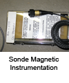 Sonde Magnetic Instrumentation
