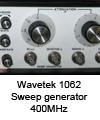 Sweep generator 400MHz