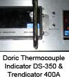 Thermocouple Indicator Doric DS-350_Trendicator 400A Doric