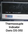 Thermocouple Indicator Doric DS-350