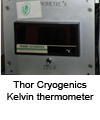 Thermometre K Thor Cryogenics