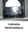 Voltmetre electrostatique