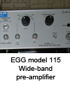 Wide-band pre-amplifier