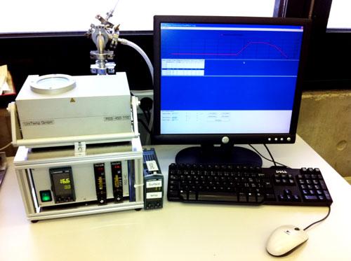 Mini Reflow Solder System UniTemp RSS-450-110