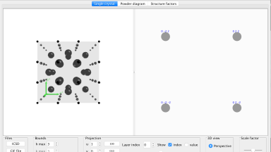 Crystallography – IPHYS