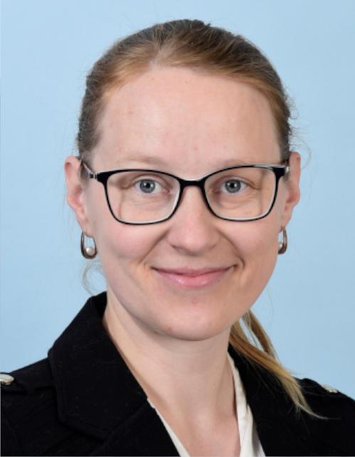 Lesya Shchutska