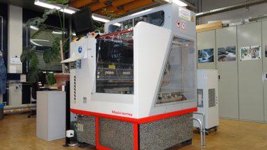 Drilling/Milling CNC – Schmoll Modul 60S