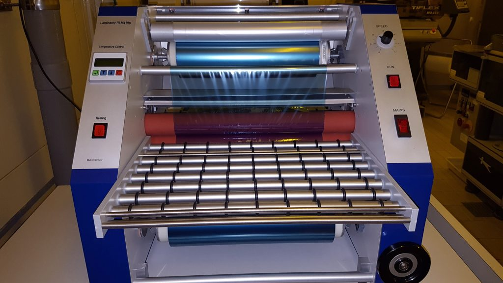 Dry Film Laminator – Bungard RLM 419P