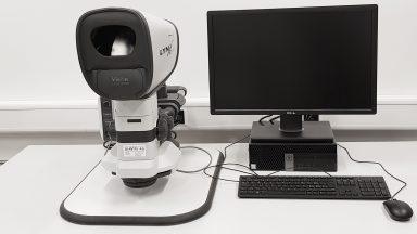 3D microscope - LynxEvo