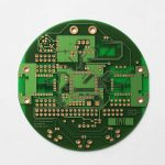 PCB rond