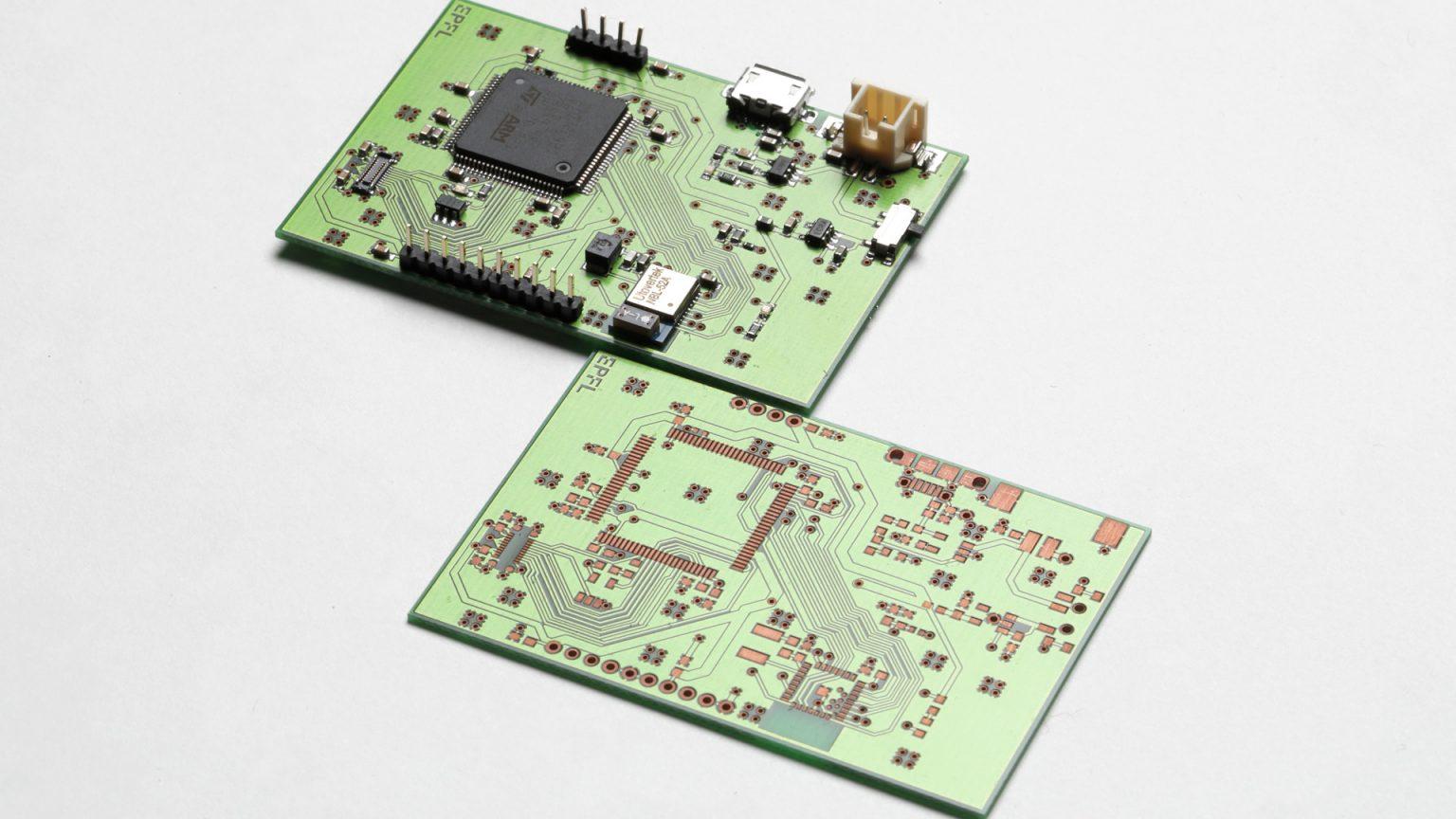 Atelier de fabrication de Circuits Imprimés