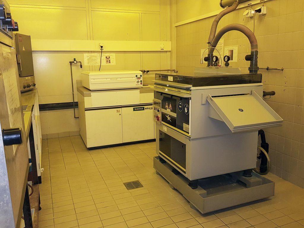 Self Service PCB Lab