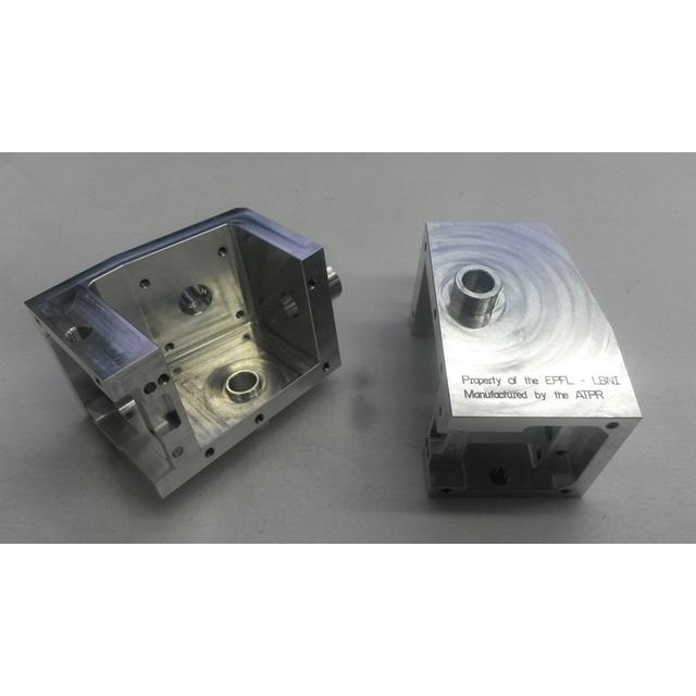 Mikron HSM 400U Démo