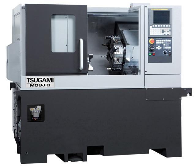 Tsugami M06 SYE (tour bi-broches)