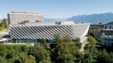 Agora Cancer Research Cluster in Lausanne