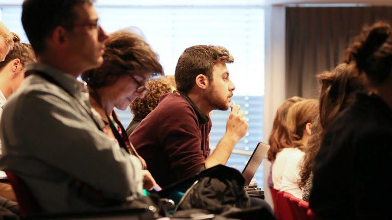 Symposium IOOCS17 | © EPFL Alain Herzog