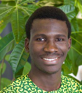 Adewale Opeoluwa - Student 2018 - ©EPFL - S. Goodman