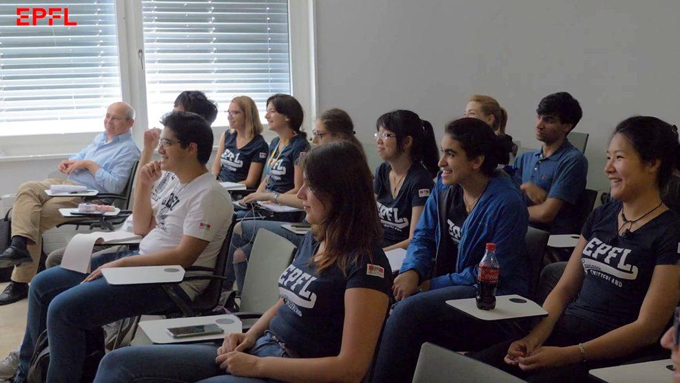 EPFL School of Life Sciences Summer Research Program