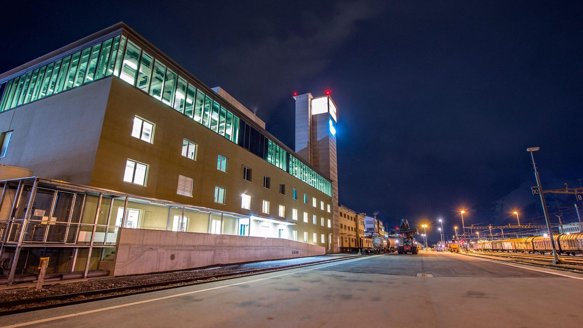 Campus EPFL Valais-Wallis