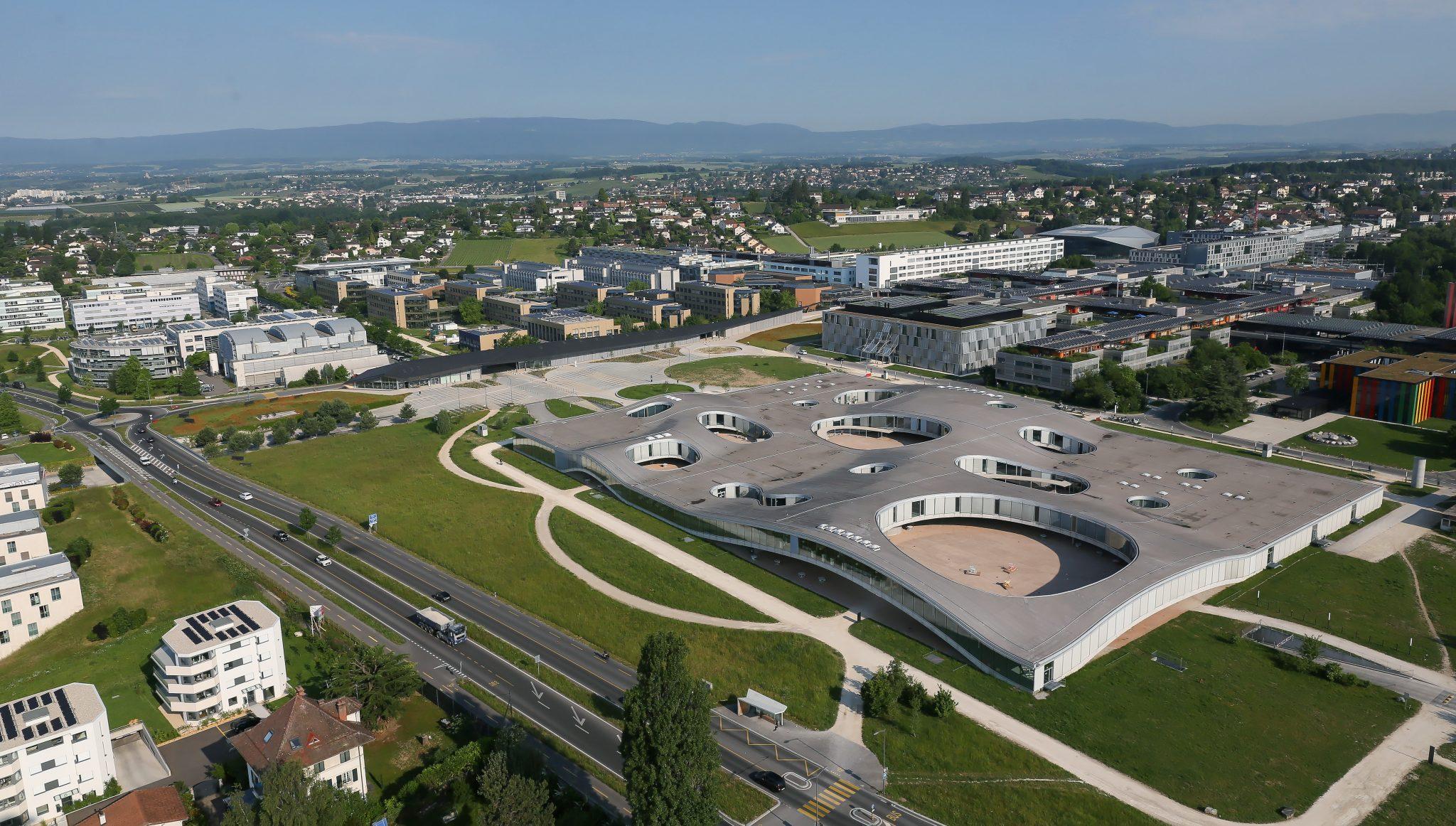 new concept 5182a 8e68f Rolex Learning Center – EPFL