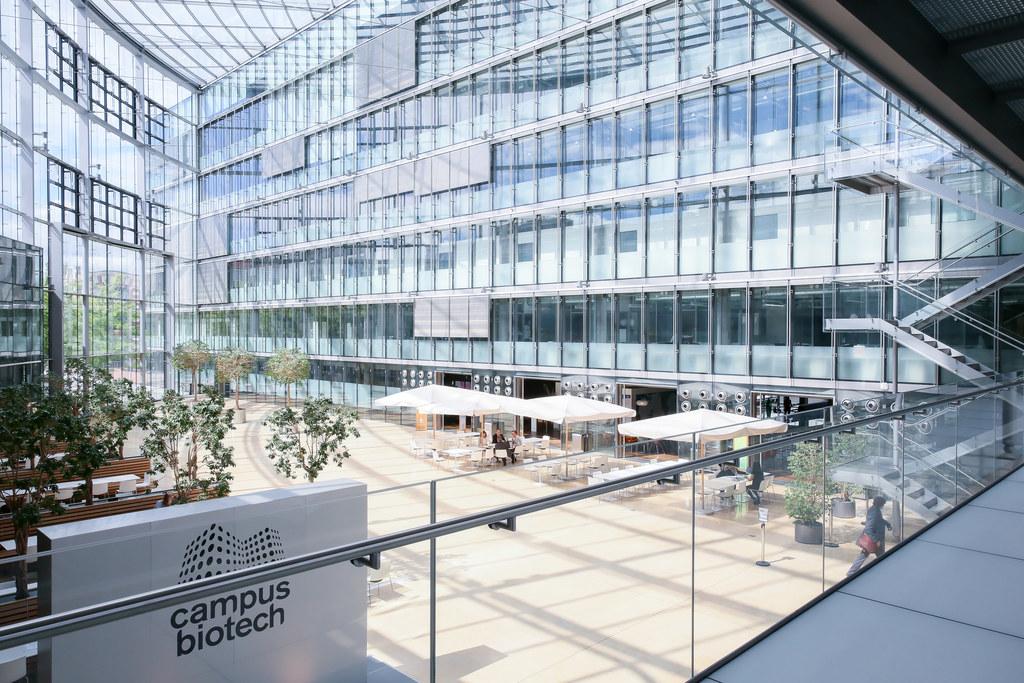 Campus Biotech Genève