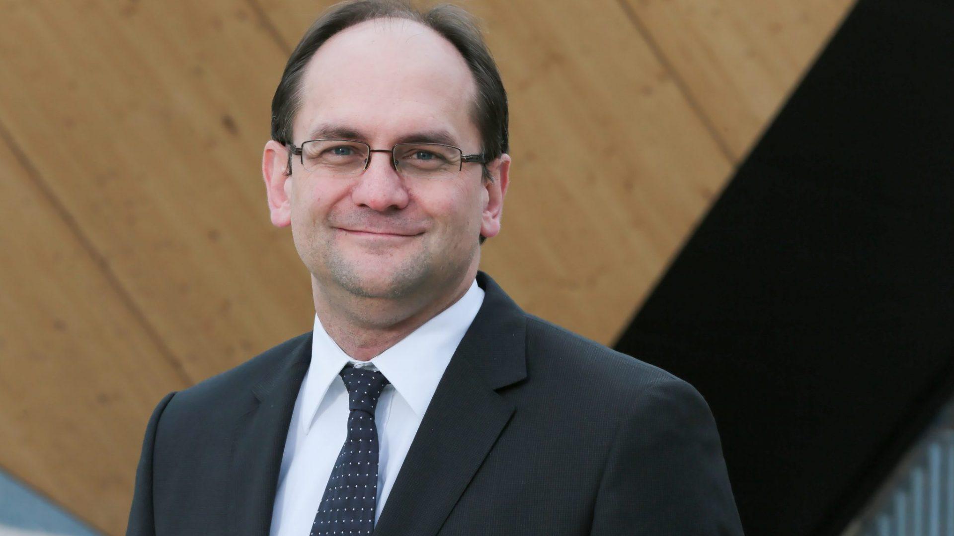 Marc Gruber, directeur de la Chaire entrepreneuriat et commercialisation de technologies et vice-président pour l'innovation à l'EPFL